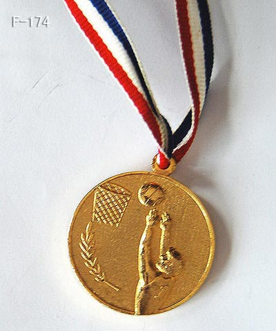 The First Session Architect Cup Basketball Invitational Tournament Champion Medal