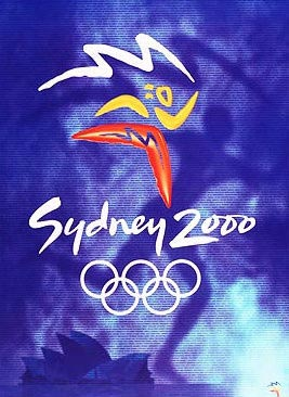 Sydney 2000 Olympic Poster